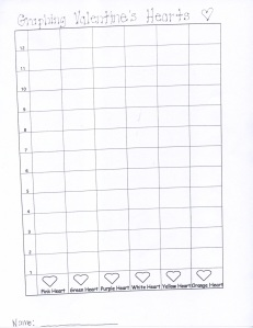 valentinegraphingsheet