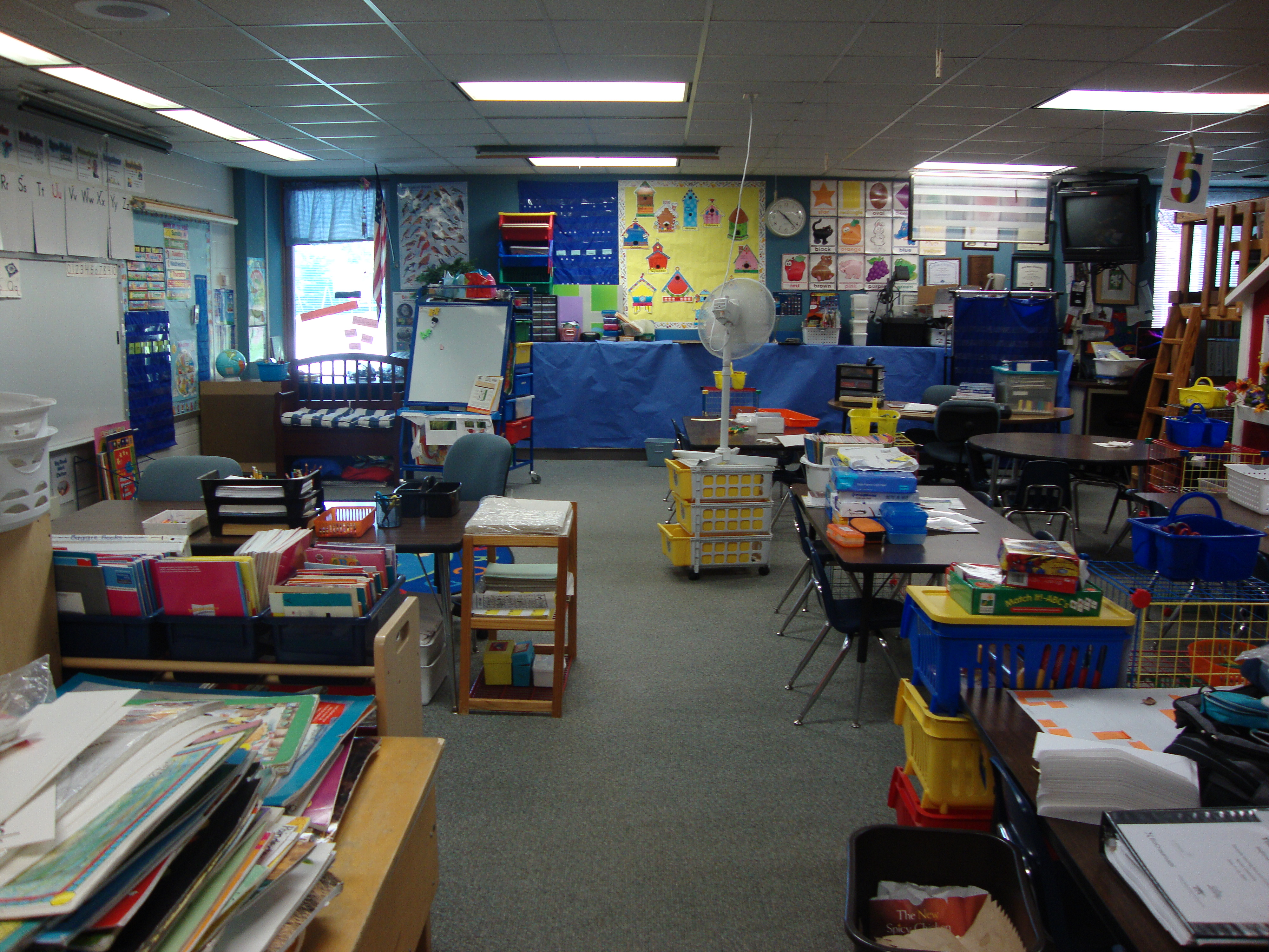 Kindergarten Classroom Layout Kristen S Kindergarten