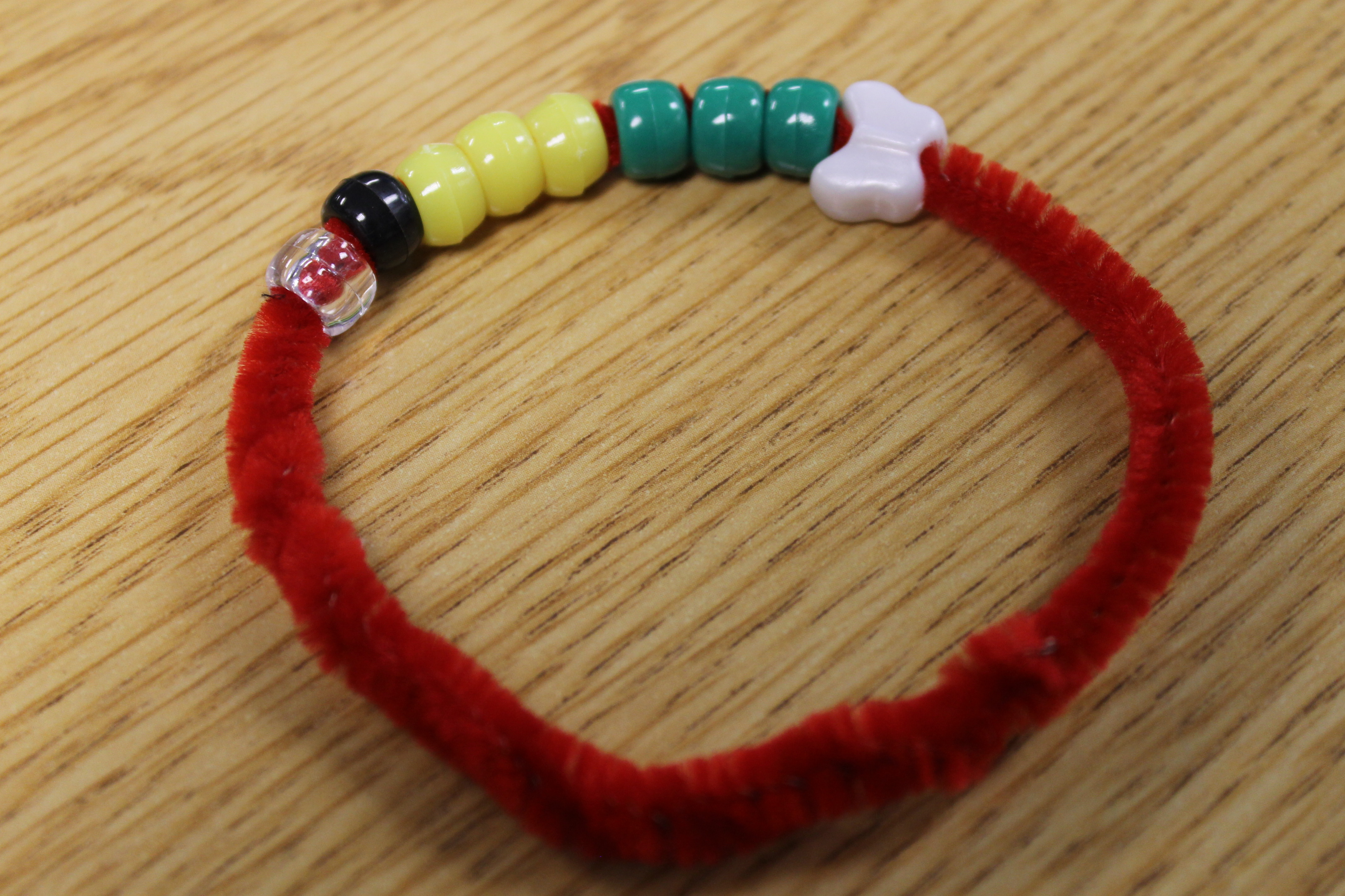 beads pipe cleaner solar system-#33