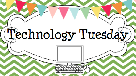Technology Tuesday Banner