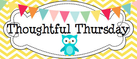 Thoughtful Thursday Banner