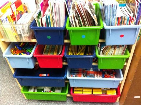 Baggie Book/Supply Storage