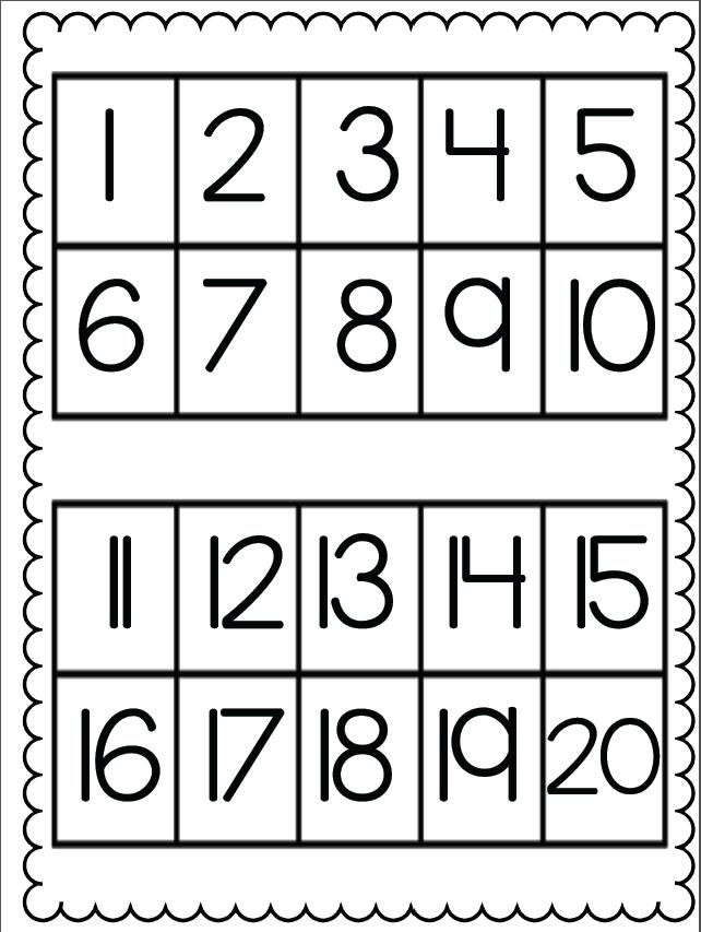 Ten Frame | Kristen\'s Kindergarten