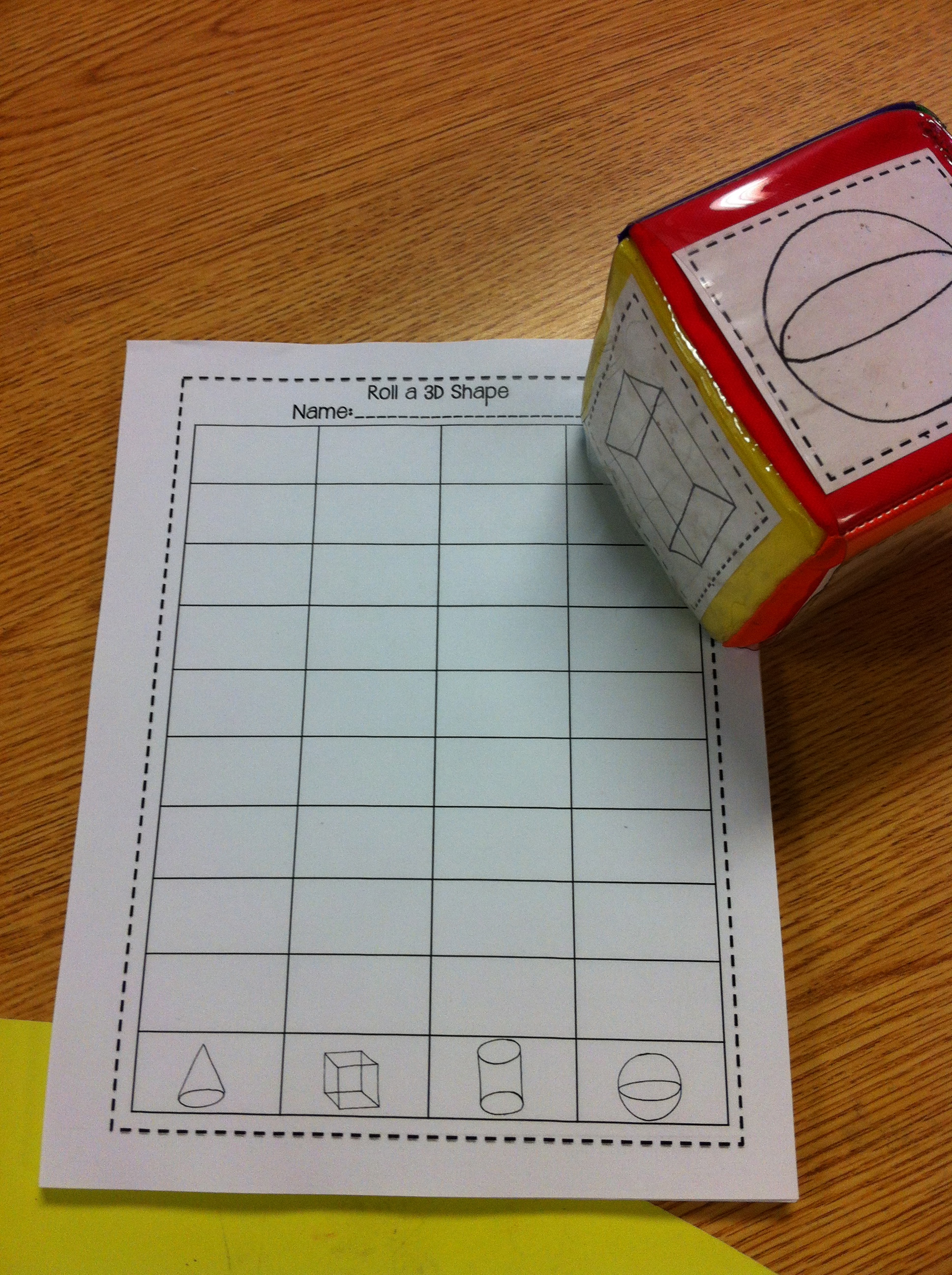New Math Work Station Games | Kristen\'s Kindergarten