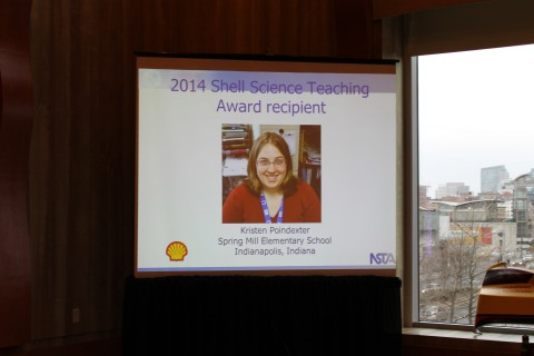 Shell Science Award 2014 1