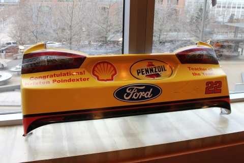 Shell Bumper Cover 2014