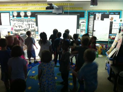 Kristen's Kindergarten | Go Noodle