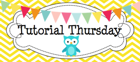 Tutorial Thursday | Kristen's Kindergarten