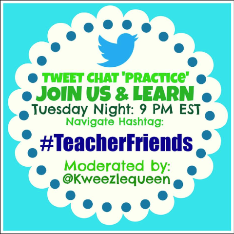 Tuesday Twitter Chat Practice
