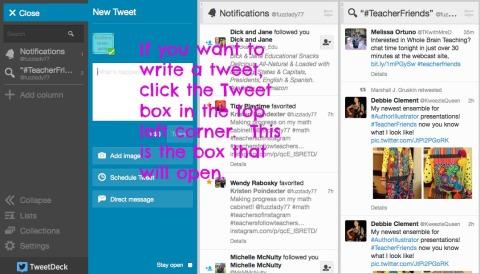 Tweet Deck 9