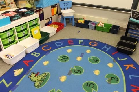 Kristen's Kindergarten Open House Night