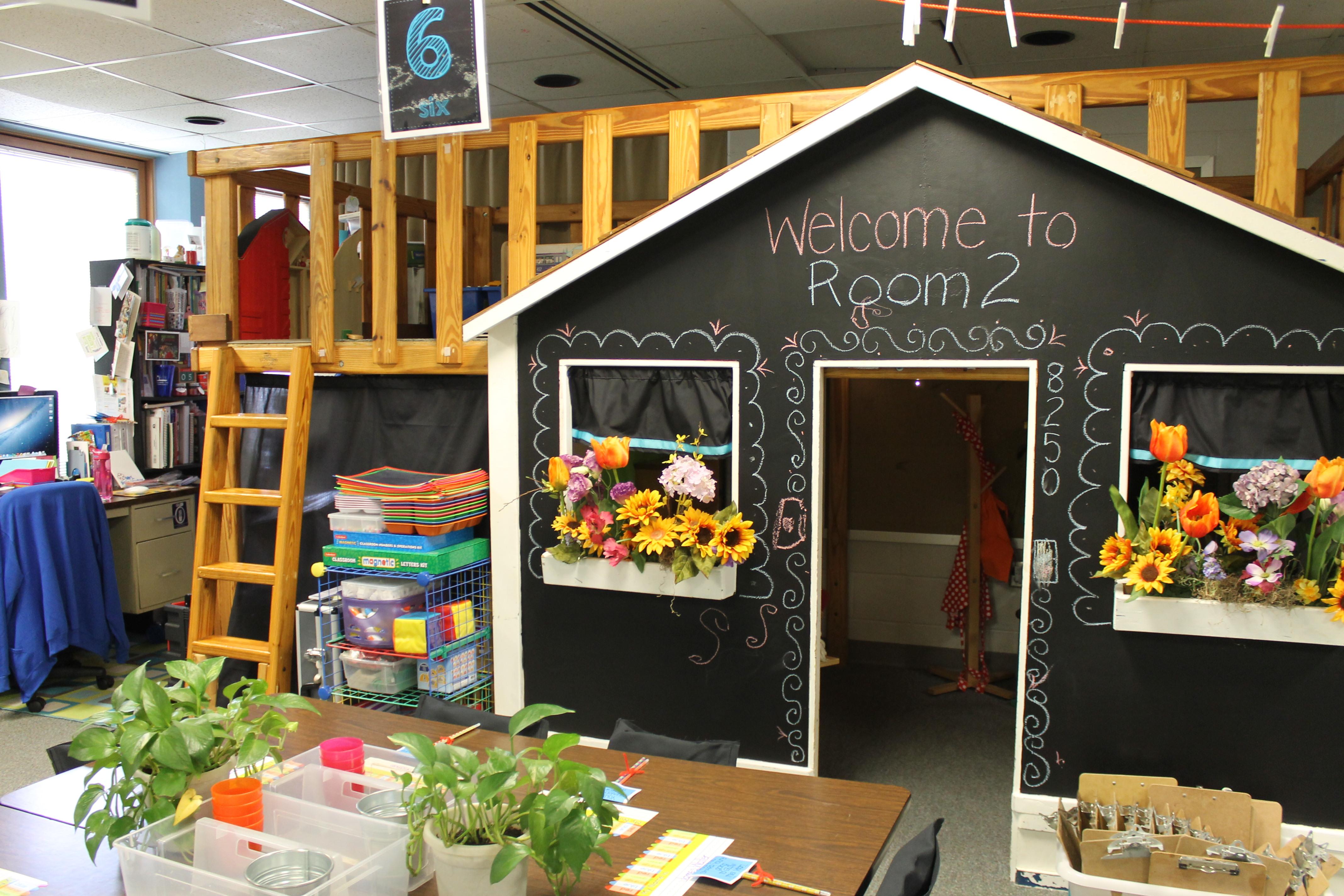 Kinder Garden: Kristen's Kindergarten