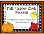 Fun Fall Freebie!