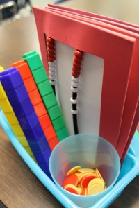 Kristen's Kindergarten | Math Tubs