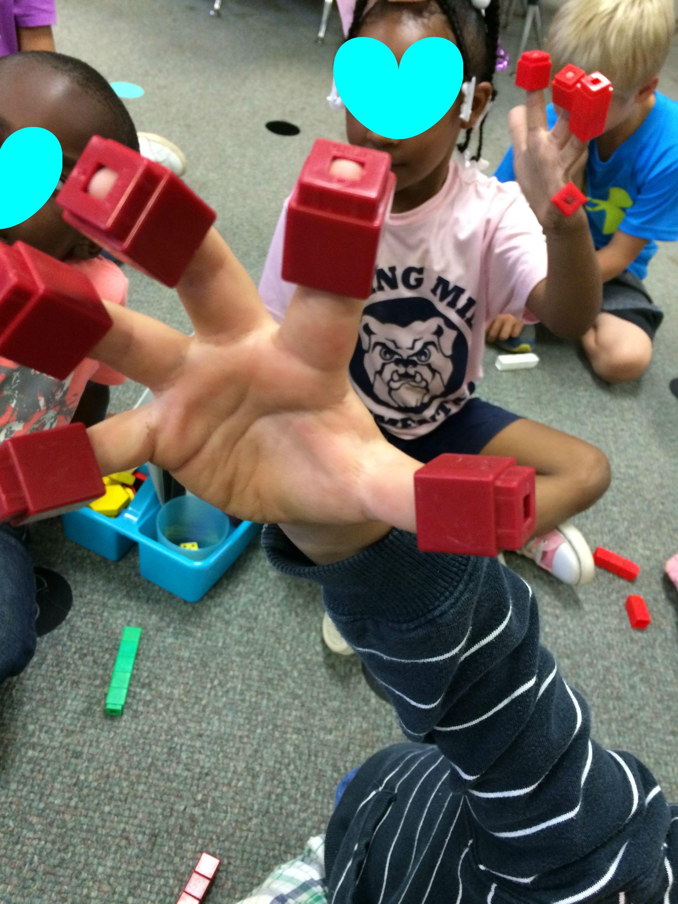 Kinder Garden: Mathtubs2