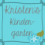 Kristen's Kindergarten button