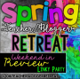 Spring Blogger Retreat 2016